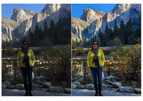 Yosemite Valley – Digital Editing